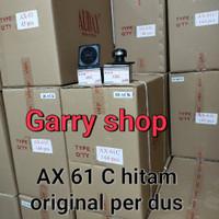 TWEETER AUDAX AX 61 C HITAM ORIGINAL PER DUS - 1DUS + BUBBLE