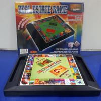 Monopoly Magnetic Board Games / Papan Permainan Monopoli AL-053P