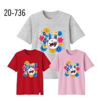Kaos Imlek Bayi Anak Remaja Dewasa Oversize Family/Baju Kaos Sincia 21