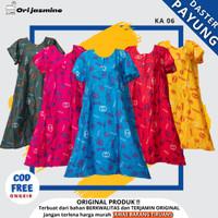 Daster Rayon Premium Jumbo Murah Wanita Busui Baju Tidur Wanita