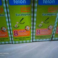 My Baby Minyak Telon Plus 145 ml exp 2021