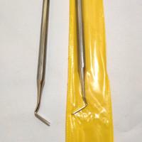 Dental Plastic Filling Instrument 2 Sisi Instrumen Tambal Gigi Compact