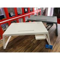 Accessories General Meja laptop plastic (Q-2-50) WHITE