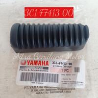 Karet Footstep Yamaha Vixion / Scorpio Asli