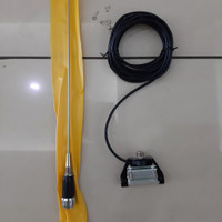 Antena jepit mobil Fungsi HT GM 500