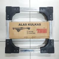 Alas Kulkas AVR / Roda Kulkas / Roda Mesin Cuci / Kaki Mesin Cuci