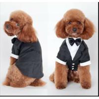 Dog/Cat Tuxedo, baju anjing/kucing, dog clothes TUXEDO STYLE