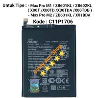 Baterai Original Asus Zenfone Max Pro M2 ZB631KL C11P1706