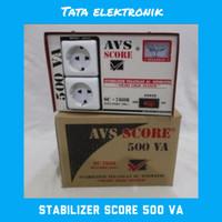 Stabilizer AVS SCORE 500 VA