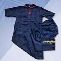 Baju Koko Anak Cowok 3/4 - Setelan Baju Koko Anak Laki Laki