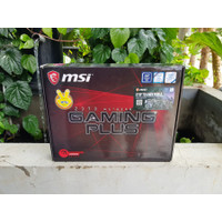 Intel Core I7 8700K + MSI Z370 Gaming Plus LGA 1151 Intel Gen 8 BEKAS