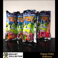 Balon Air Magic Bunch Perang Balon Happy baby balloons mainan anak 110