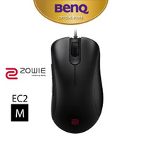 Mouse Gaming BenQ ZOWIE EC2 Version 3360 Sensor Esports Mouse (Medium)