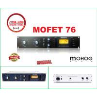 mohog audio mofet76 compressor mixing outboard