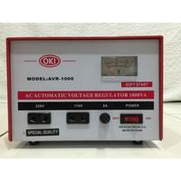 Stabilizer regulator Listrik Oki 10000 watt