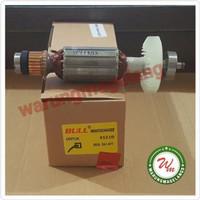Dijual ANGKER ARMATURE BULL 9523B 9523 B FOR GERINDA MAKITA Limited