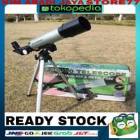 teropong bintang astronomical telescope 360/50mm 60xF36050