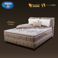 SpringBed Spring Air Back Supporter Ortho   Kasur  Mattress Only