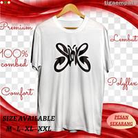 Baju Kaos Slankers Pria Katun Original Terbaru Keren Lembut SLANK A46