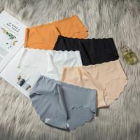 Celana dalam seamless wanita ES SUTRA TANPA JAHITAN ANTI NYEPLAK J063