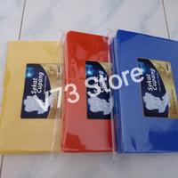 SEKAT SG FISH SOLITAIRE AKUARIUM TOPLES CUPANG 2 LITER 12x18 ISI 20PCS