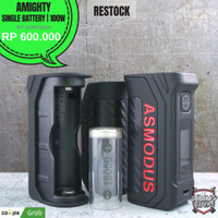 ASMODUS AMIGHTY MOD 100W AUTHENTIC BY ASMODUS