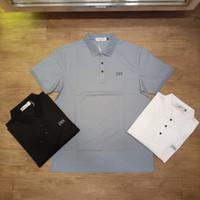 polo shirt pria spandex Di0r wk82020