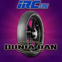 BAN MOTOR RACE / RACING IRC FASTI 1 RING 17 UK 90/80 SLICK TIRE