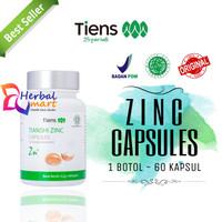 Zinc Capsules Penambah Nafsu Makan / Untuk Mata Minus / Tiens Suplemen