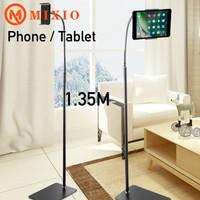MIXIO Lazypod Lantai 1.35M Phone Tablet Holder Lazy Pod stand Phone
