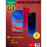 OPPO F9 6/64 GB - 6/64 GB, Ungu