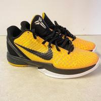 Sepatu basket Nike zoom Kobe 6 Light Bulb