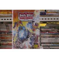 Buku Angry Birds Transformers _ Buku Komik 2 in 1
