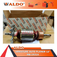 ALDO MB 1931A ARMATURE AUTO PLANER 12INCH PLANNER 12 INCH MB1931A