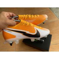 Soccer Nike Mercurial XIII Elite SG - White Laser Yellow
