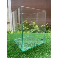 Aquarium Soliter Premium Nisso Bahari - Kaca Clear + Mat - GM202025