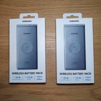 Samsung Wireless Battery Pack(10000mAh/C to C /25W)-Original PowerBank