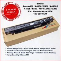 Baterai Asus X550J X550JX X550L X550IU X550IK R510 P450L A41-X550A