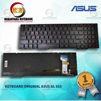 Keyboard Laptop Gaming Asus ROG Strix GL553 GL553V GL553VD GL553VE