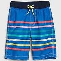 Celana Renang Anak Laki - Laki GK Blue Striped