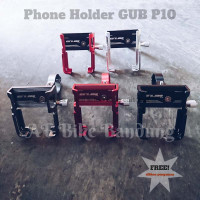Phone HP Holder Sepeda Motor GUB P10