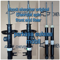 shockbreaker shock absorber chevrolet spin depan & belakang original