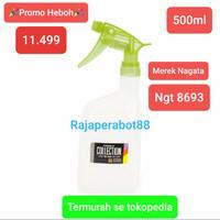 Botol semprotan air / Spray 500 ml nagata 8693