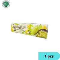 SilverQueen Chocolate Green Tea - 65g