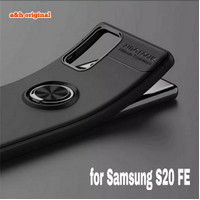 Casing Samsung S20 FE - Case Rugged With iring Auto Focus Original