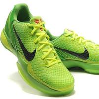 Sepatu Basket Nike Zoom Kobe 6 Grinch