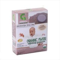 GASOL Tepung Beras Coklat Organik MPASI Makanan Bayi 200gr