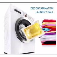 Gel Laundry Detergent Ball / Liquid Sabun cuci baju antiseptik