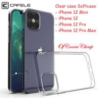 CAFELE iPhone 12 Mini / 12 / 12 Pro / 12 Promax Ultra Thin Clear Case