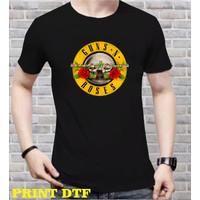 Baju Kaos Distro & T-shirt GUNS N ROSES